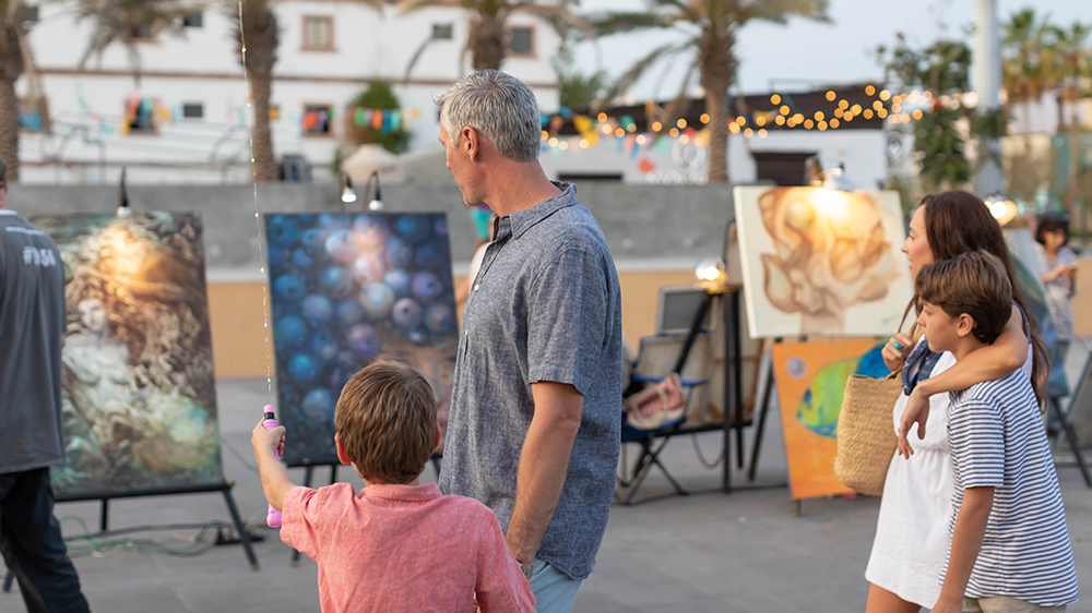 Art Walk at San Jose del Cabo